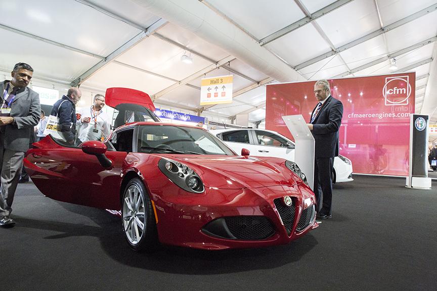 Alfa Romeo Shaun Jackson Photography