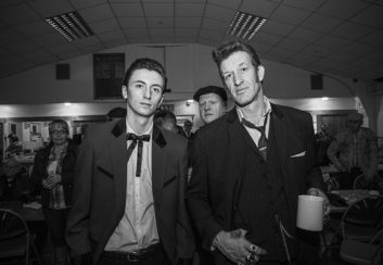 Shaun Jackson Photo, Shaun Jacksonphotography, rockers, teddy boys, night life, vintage style, vintage fashion shaun jackson